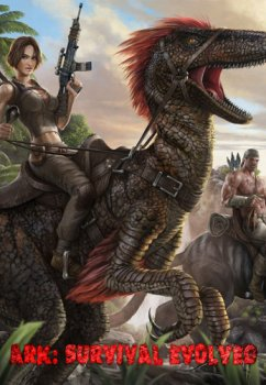ARK: Survival Evolved [v238.3] (2015) PC | Repack от MAXAGENT