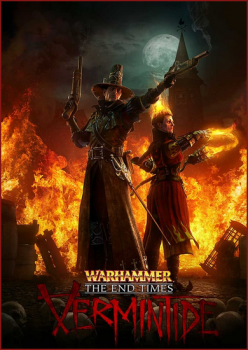 Warhammer: End Times - Vermintide [v 1.2.4b + 3 DLC] (2015) PC | Steam-Rip от Fisher