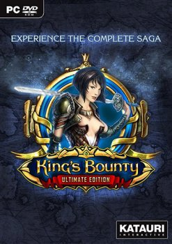 King's Bounty: Ultimate Edition (2008-2014) PC | RePack от FitGirl