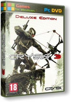 Crysis 3: Digital Deluxe Edition [v 1.3] (2013) PC | Rip от =nemos=