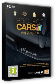 Project CARS: Game of the Year Edition (2015) PC | RePack от SEYTER