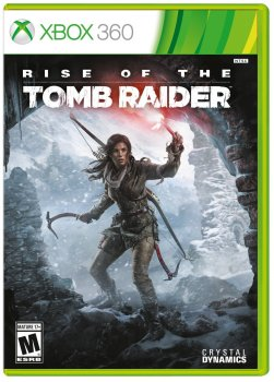 RISE OF THE TOMB RAIDER [PAL/RUSSOUND] Xbox 360