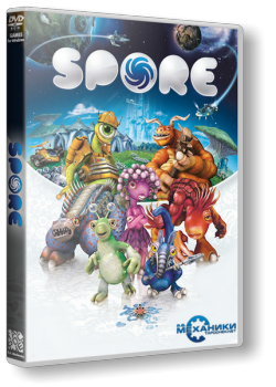 Spore: Complete Edition (2009) PC | RePack от R.G. Механики