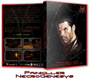 Painkiller: NecroGenesys [1.3.1] (2016) PC | RePack