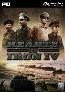 Hearts of Iron IV: Field Marshal Edition (2016) PC | RePack от FitGirl