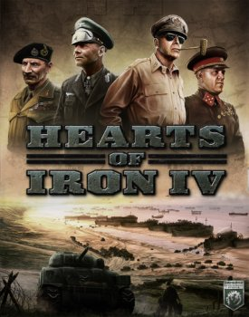 Hearts of Iron IV: Field Marshal Edition [v 1.1.0] (2016) PC | RePack от xatab