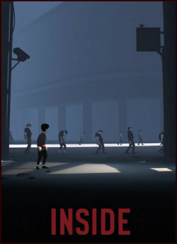 INSIDE (PlayDead) (RUS|ENG|MULTi11) [L|Steam-Rip] by Fisher