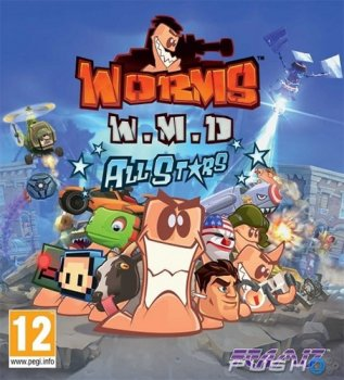 Worms W.M.D [+1 DLC] (2016) PC | RePack от FitGirl
