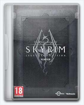 The Elder Scrolls V: Skyrim Legendary Edition SLMP-GR (2013) PC