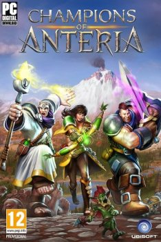 Champions of Anteria (2016) PC | RePack от xatab