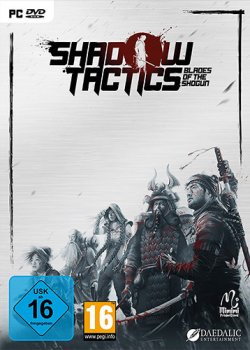 Shadow Tactics: Blades of the Shogun [v 1.1.2.f] (2016) PC | RePack от FitGirl
