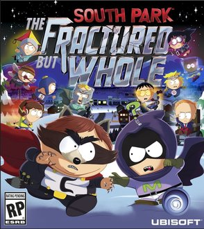 South Park: The Fractured but Whole - Gold Edition (Ubisoft) (RUS|ENG) [L|Uplay-Rip] by Fisher