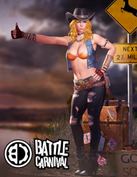 Battle Carnival [29.12.16] (2016) PC | Online-only