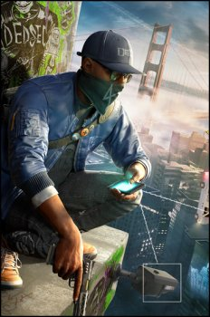 Watch Dogs 2. Digital Deluxe Edition + High Res Texture Pack (Ubisoft) (RUS|ENG) [RePack V2] от SEYTER