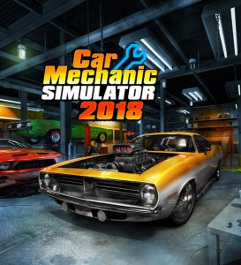 Car Mechanic Simulator 2018 [v 1.0.4 + 2 DLC] (2017) PC | RePack от xatab