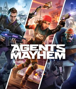 Agents of Mayhem (2017) PC | RePack от xatab