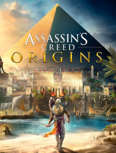 Assassin's Creed: Origins. Gold Edition (Ubisoft Entertainment) (2017/RUS/ENG/MULTi14) [L] [Uplay-Rip]