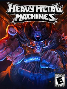 Heavy Metal Machines [b.0.0.0.538] (2017) PC | Online-only