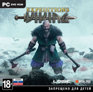 Expeditions: Viking - Digital Deluxe Edition [v 1.0.7.1 + DLC] (2017) PC | Лицензия