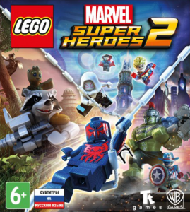 LEGO Marvel Super Heroes 2 (2017) PC | RePack от xatab