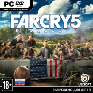 Far Cry 5: Gold Edition [v 1.4.0.0 + DLCs] (2018) PC | Repack от R.G. Механики