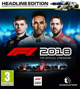F1 2018: Headline Edition [v 1.06 + DLC] (2018) PC | RePack от FitGirl