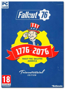 Fallout 76: Tricentennial Edition (Bethesda Softworks) (RUS|ENG|MULTi9) (v1.0.0.6) PC | Repack от Xatab[L]