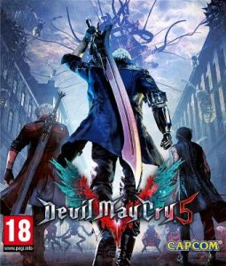 Devil May Cry 5 (v.1.0 + DLC) (RUS|ENG) [RePack] by xatab