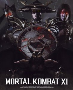 Mortal Kombat 11 (2019) PC