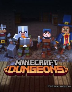 Minecraft Dungeons (2019) PC