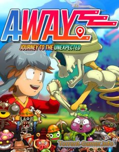 AWAY Journey to the Unexpected (2019) PC