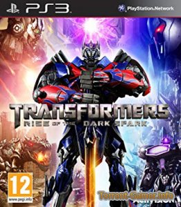 Transformers: Rise of The Dark Spark [USA/ENG] PS3