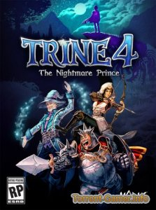 Trine 4 The Nightmare Prince (2019)