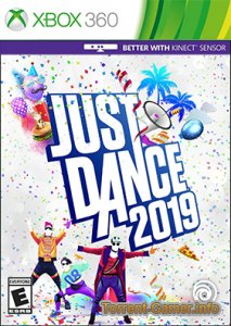 Just Dance 2019 [REGION FREE/ENG] (LT+3.0) Xbox 360