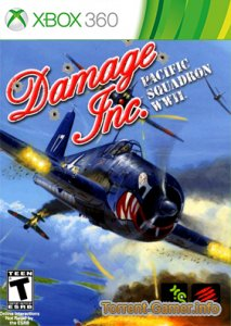 Damage Inc. Pacific Squadron WWII [DLC/FREEBOOT/ENG] Xbox 360