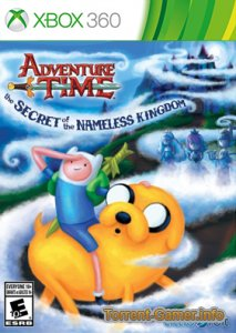 Adventure Time: The Secret of the Nameless Kingdom [FREEBOOT/RUS] Xbox 360