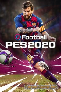 eFootball PES 2020 (Konami Digital Entertainment) (RUS|ENG|MULTi15) [L|Steam-Rip]